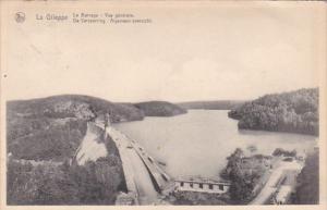 Belgium La Gileppe Dam Le Barrage Vue generale