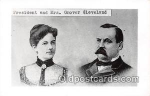 President & Mrs. Grover Cleveland