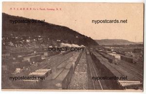 NYC & HRR Yards, Corning NY