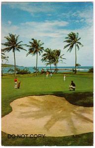 Dorado Beach Golf, Puerto Rico