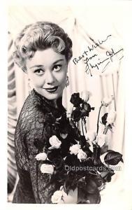 Phylis John Movie Star Actor Actress Film Star Postcard, Old Vintage Antique ...
