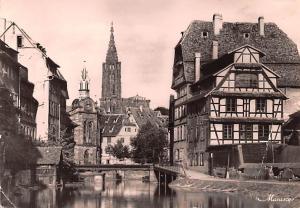 Strasbourg France La Petite France Strasbourg La Petite France