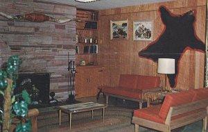 MARTIN , South Dakota , 1976 ; Interior, Blackpie State Bank