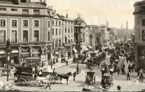 UK - England, London, Regent Street