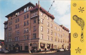 Plaza Motor Hotel, Kamloops, B.C., Canada, 40-60s