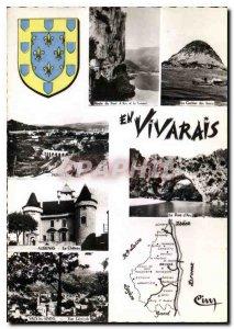 Postcard Modern Vivarais
