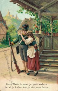 Vintage Romantic Couples Portrait and more Postcard Lot of 8 01.13