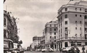 RP:  LIMA , Peru , PU-1955; Street View , Gran Hotel Grillon