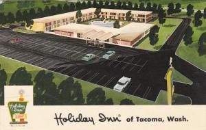 Holiday Inn , TACOMA , Washington , 50-60s