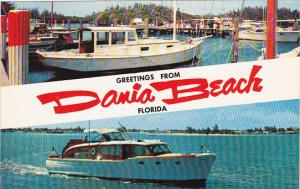 Florida Greetings From Dania Beach