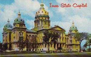 Iowa State Capitol Iowa