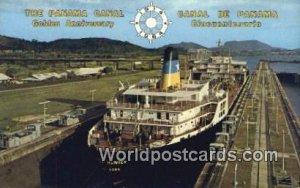 Golden Anniversary Panama Canal Panama Unused