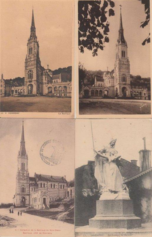 DOMREMY  VOSGES (DEP.88) 300 Cartes Postales 1900-1940