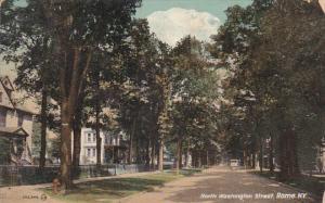North Washington Street, Rome, New York, PU-1908