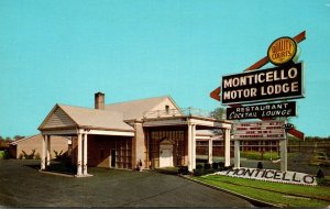 New Jersey Bellmawr Monticello Motor Lodge