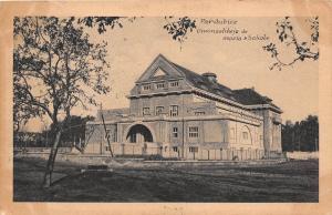BT2810 Pardubice gumnaastikejo de asocio sokol   czech republic