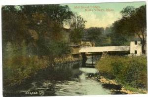 Mill Street Bridge, Globe Village, Massachusetts, 00-10s