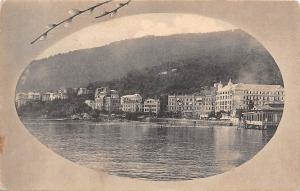 Croatia Icici Partial view 1910