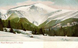 NH - Mt. Washington in Winter