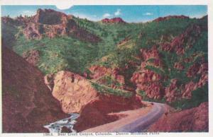 Colorado Denver Mountain Parks Bear Creek Canyon