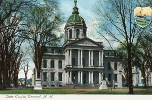 NH - Concord, State Capitol