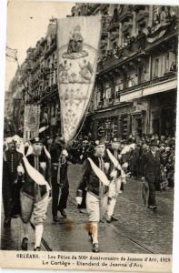 CPA ORLÉANS-Les Fetes du 500 Anniversaire de Jeanne d'Arc-Le Cortege (265978)