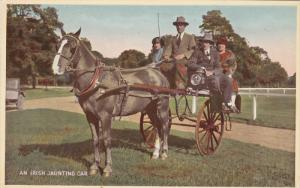 An Irish Jaunting Car, IRELAND, 1910-1920s