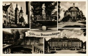 CPA AK Donaueschingen- souvenir GERMANY (940145)