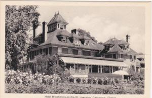Hotel Blinkbonnie-On-The-St. Lawrence, GANANOQUE, Ontario, Canada, 1910-1920s