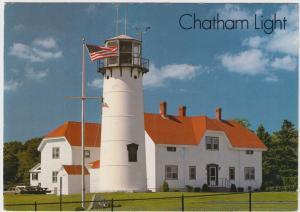 Massachussets  Cape Cod  Chatham Lighthouse