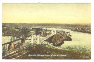 Reveersable Falls and Bridges, St. John, New Brunswick, Canada, 00-10s