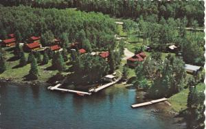 Hagen's Cedar Lodge , SIOUX NARROWS , Ontario , Canada , 50-60s