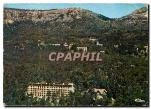 Postcard Modern Riviera Thorenc Aerial View of Residences Bacassiere and Col ...
