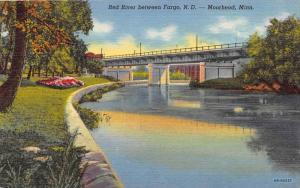 3772 Red River between Fargo, N.D. Moorhead, Minn.