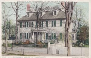 Governor Langdon House, Portsmouth, New Hampshire, 1910-1920s