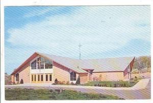 St. Roberts Mission Church, Windsor Locks, Connecticut, 40-60s