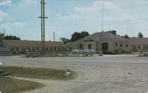 PEMBROKE , Ontario, Canada, 50-60s ; Edgetown Motel, Pembroke St. East