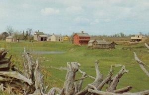 TORONTO , Ontario, Canada, 50-60s ; Pioneer Village