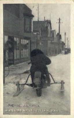 Winterized Motorcycle