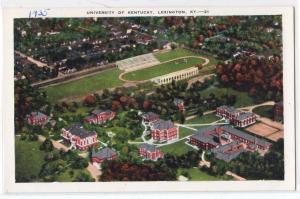 U of KY, Lexington KY