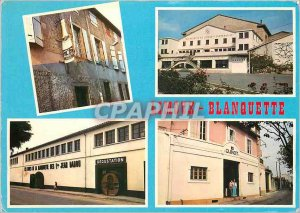 Postcard Modern Capital Limoux Blanquette