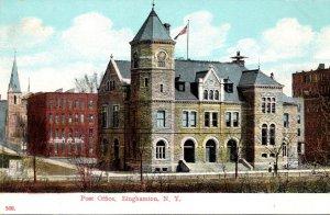 New York Binghamton Post Office