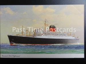 Old PC - Cunard R.M.S. SYLVANIA - B2280