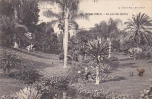 Un Coin des Jardins, Gardens, MONTE-CARLO, Monaco, 00-10´s
