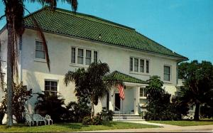Florida Bradenton Woman's Club 1947