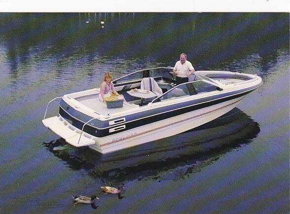 Boats Bayliner 2450 Ciera Sportcruiser