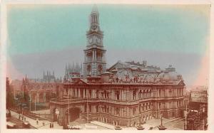 Australia, Sydney, Town Hall, N.E. View