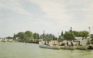 TYLERTON , Maryland , 50-60s ; Harbor Scene