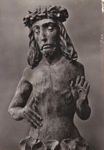 Czech Republic Christ the Sufferer end of 15th Century Galerie v Praze Photo