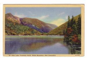 Echo Lake, Franconia Notch, White Mountains, New Hampshire, Bisbee Press